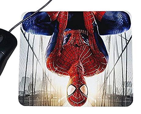 amazon com the amazing spiderman hanging upside down marvel hero