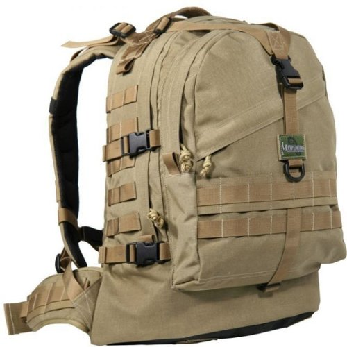 Maxpedition VULTURE-II BACKPACK – Khaki, Outdoor Stuffs