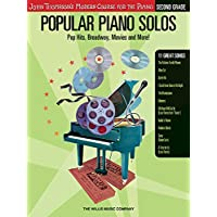 Popular Piano Solos - Grade 2: Pop Hits, Broadway, Movies and More! John Thompson's Modern Course for the Piano Series