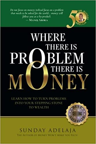 Image result for Where There Is Problem There Is Money review