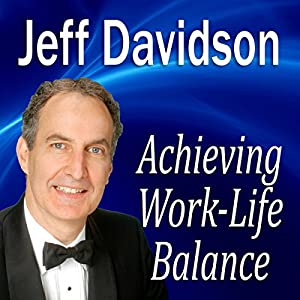Achieving Work-Life Balance Speech