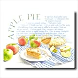 Kitchen Recipe Apple Pie Cafe Diner Wall Picture 16x20 Art Print