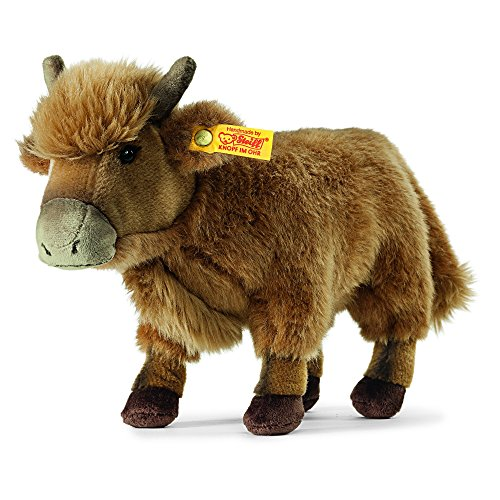 Steiff Collection Kyle Highland Cow