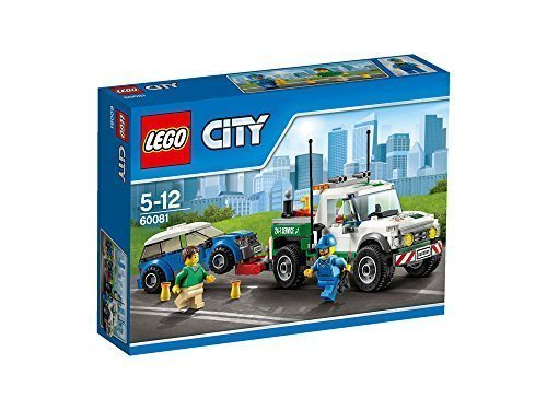 60081 Lego Pickup Tow Truck City Great Vehicles Age 5-12 / 209 Pieces / New 2015 by ()