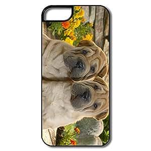 Customizable Apple 5s Phone Cover Case/Dog