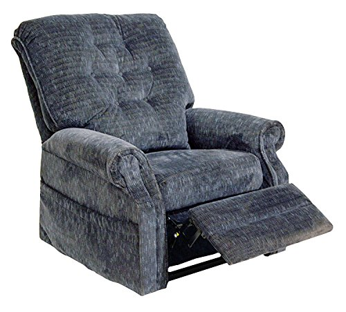 Catnapper Patriot Power Lift Full Lay-Out Recliner in Slate ()