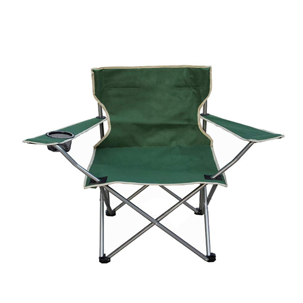 Folding Chair, with Mesh Back and Carry Bag