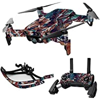 MightySkins Skin for DJI Mavic Air Drone - Wild Jungle | Max Combo Protective, Durable, and Unique Vinyl Decal wrap cover | Easy To Apply, Remove, and Change Styles | Made in the USA
