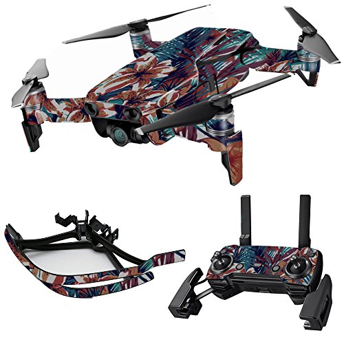 MightySkins Skin for DJI Mavic Air Drone – Wild Jungle | Max Combo | Protective, Durable, and Unique Vinyl Decal wrap Cover | Easy to Apply, Remove, and Change Styles | Made in The USA