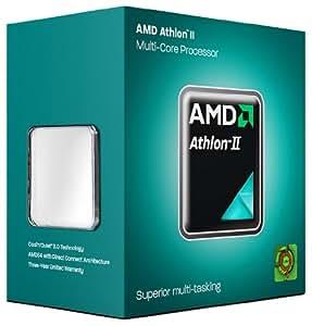 Athlon II X4 630 Am3 2.8ghz 2mb 45nm 95w 3600mhz Pib
