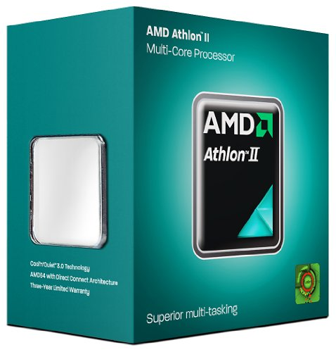 AMD Athlon II X4 630 95W AM3 2MB 2800MHz Retail