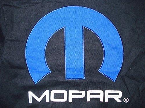 Dodge Mopar Embroidered Cotton Jacket black JH Design Generic XLarge by J.H. Design (Image #2)