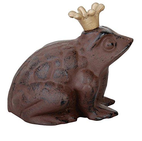 - Esschert Design Frog Prince Statue - large