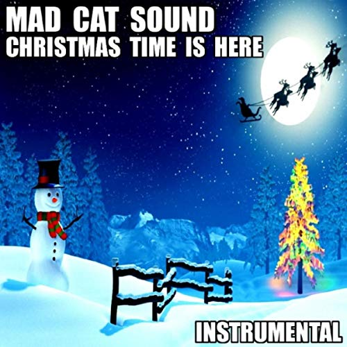 Christmas Time Is Here (Instrumental) (Here Instrumental Time Christmas Is)
