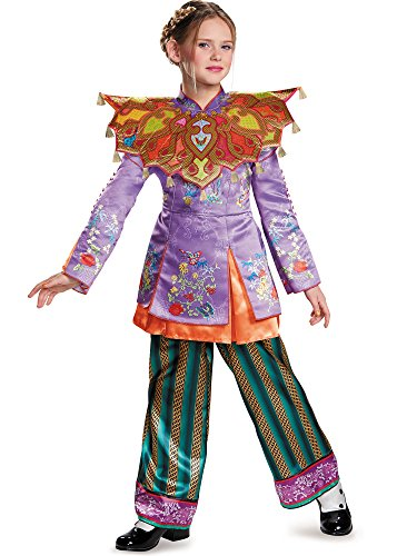 Alice Asian Look Prestige Alice Through The Looking Glass Movie Disney Costume, - Disney Glasses Look