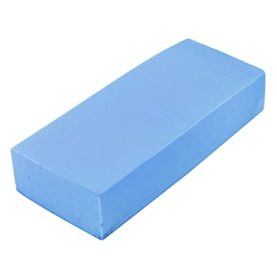 uxcell Automobile Car Blue PVA Sponge Suction Cleaning Block Pad Cleaner: Automotive