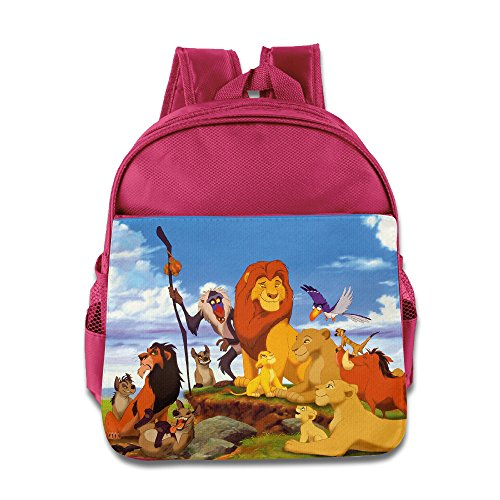 The Lion King Kids School Backpack Bag