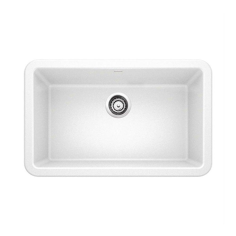 Blanco 401734 Ikon Sink 30-Inch Apron FrontSink , White