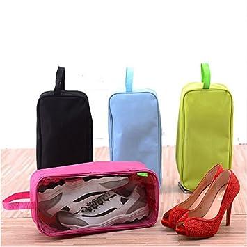 d6c441dcd7c6 Amazon.com : Bazaar Shoes Travel Storage Bag Waterproof Portable ...