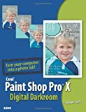 Corel Paint Shop Pro X Digital Darkroom, T. Michael Clark, 0672328607