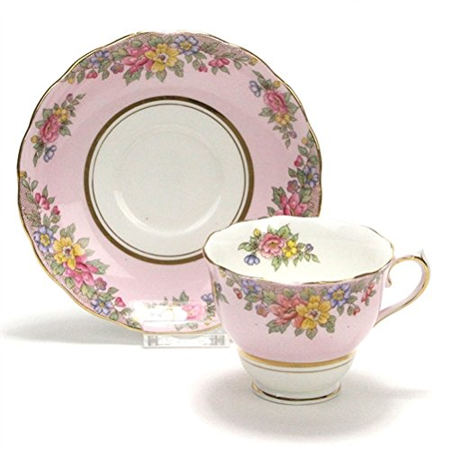 Datation Colclough Bone China