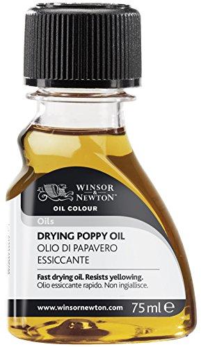 Winsor & Newton Drying Poppy Oil, 75ml