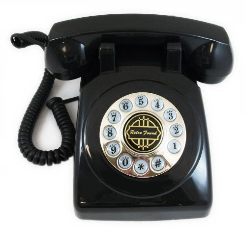 1950 Desk Phone - 5