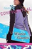 Winter Games (Camp Confidential, #12)