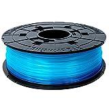 XYZprinting RFPLCXUS05C da Vinci Jr. & mini Series PLA Spool, Clear Blue