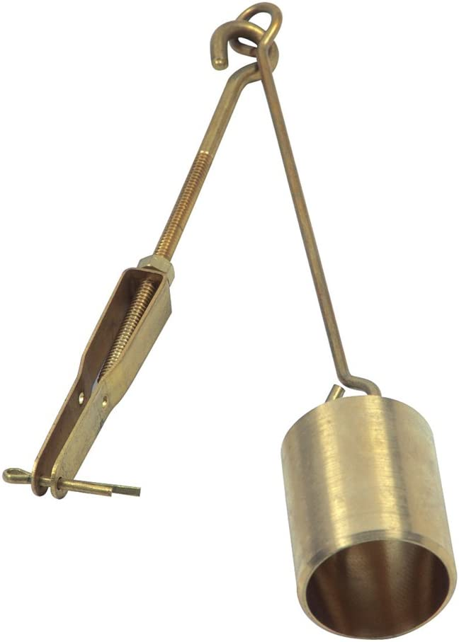 DANCO Tub Drain Linkage Assembly, Brass, 1-Pack (88924), 14.625 inches - Toilet Plungers -