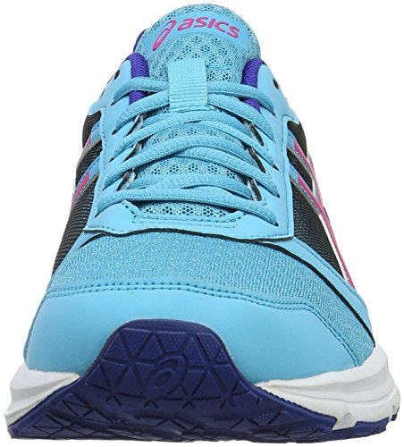 De Chaussures aquarium Gymnastique 8 Adulte Asics sport deep Patriot Mixte Blu Pink Blue wAqtxgE