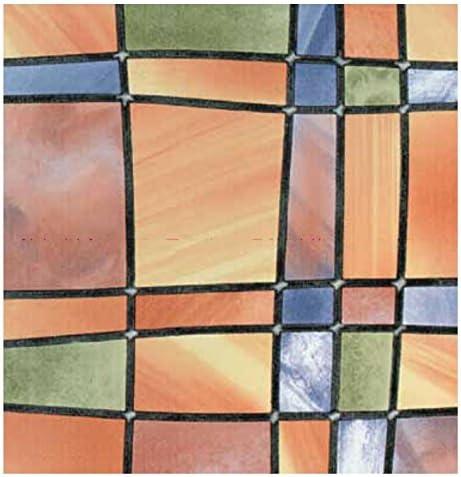 Adhesivo para ventanas de coloures Barcelona de lámina ...