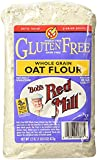 Bob's Red Mill Oat Flour no Gluten, 22 ounce (Pack of 2)