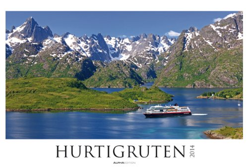 Hurtigruten 2014