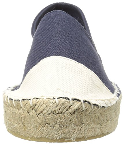 Blue Dirty Canvas Frauen Beige Loafers Laundry xnPYrOPt