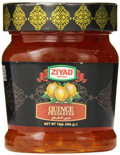 UPC 074265011613, Ziyad Jam, Quince, 16 Ounce
