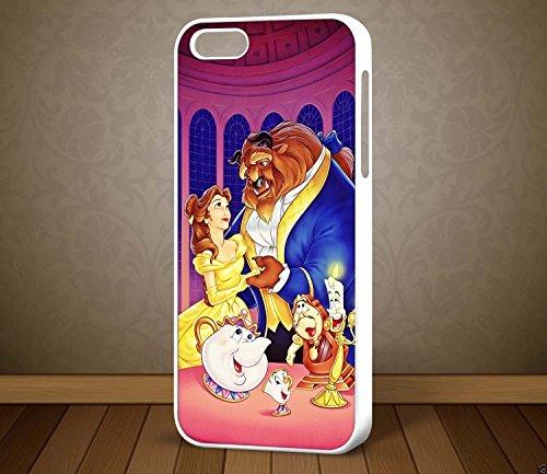 Beauté et la bête D1Disney–pour iPhone et Samsung cas (Téléphone Noir Nexus 6)