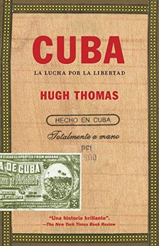 Cuba: La lucha por la libertad (Spanish Edition) by Vintage Espanol