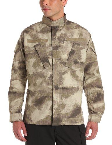 Propper Men's Army Combat Uniform Coat, A-TACS AU Camo, X-Large Regular