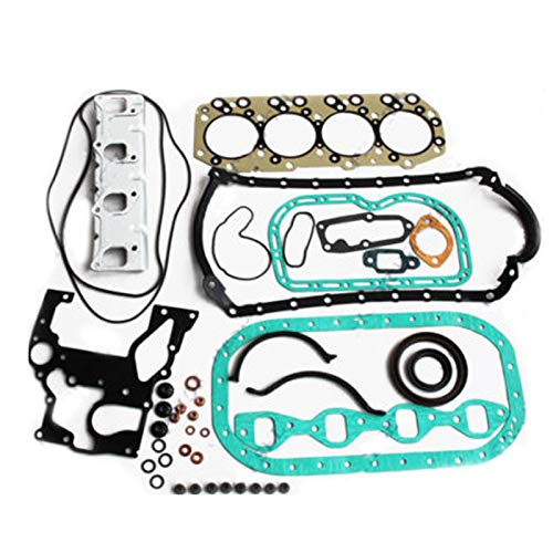 Amazon Com Engine Overhaul Gasket Set Z 5 87810 457 2 Z 5 87812 706