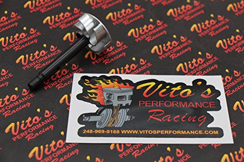 Vito's Performance Yamaha Banshee water pump impeller BILLET ALUMINUM - Aluminum Impeller