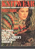 Knitwear, First Issue (Summer 1983)