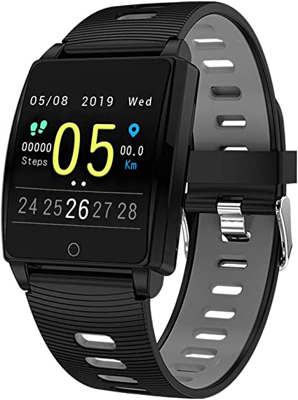 Amazon.com: OOLIFENG Fitness Tracker, Colour Screen Activity ...