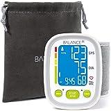 Balance Wrist Blood Pressure Cuff Monitor,