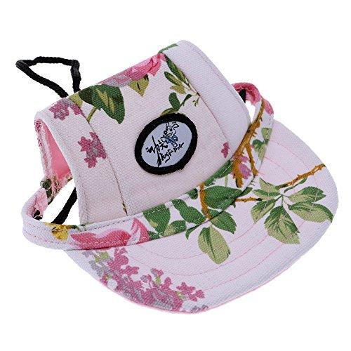 Zytree(TM)4 Colors Fashion Dog Visor Breathable Fabric Ba...