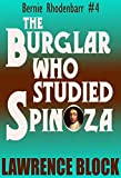 Front cover for the book The Burglar Who Studied Spinoza by Lawrence Block