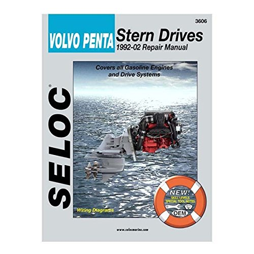 Volvo Penta Manuals - Seloc Service Manual - Volvo/Penta - Stern Drive - 1992-02