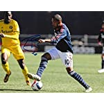 b1dbda920 Teal Bunbury signed New England Revolution 8x10 photo autographed MLS  Soccer.