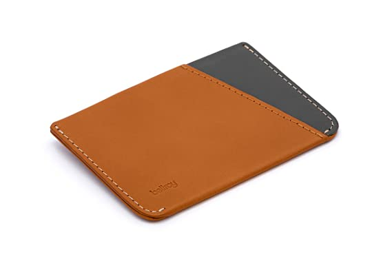 a50dc4d10d Bellroy Micro Sleeve, slim leather wallet (Max. 6 cards and cash)