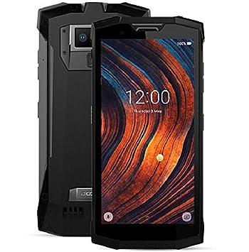DOOGEE S80 Lite - Smartphone Libre Profesional Walkie-Talkie con 10080mAh batería IP68 / IP69K Impermeable Antipolvo, Android 8.1, 5.99 Pulgadas FHD ...